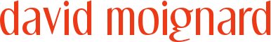 www.davidmoignard.co.uk Logo