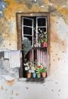 'French Window' by Doreen Sleat