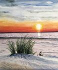 'Sunset Beach' by Sue Reynolds