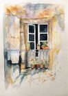 'French Window' by Wayne Crowther